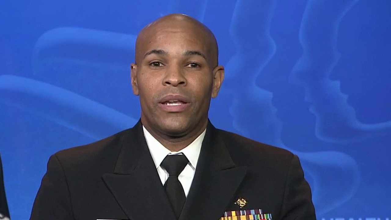 Surgeon General on CDC urging Americans not to travel for Christmas