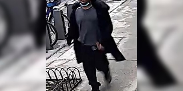 The suspected attacker (Photo courtesy of DCPI)