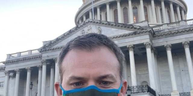 Rep.-elect Blake Moore, R-Utah, is part of a class of freshman GOP lawmakers that's much larger than anticipated after the party outperformed expectations in down-ballot races on Nov. 3. (Blake Moore)