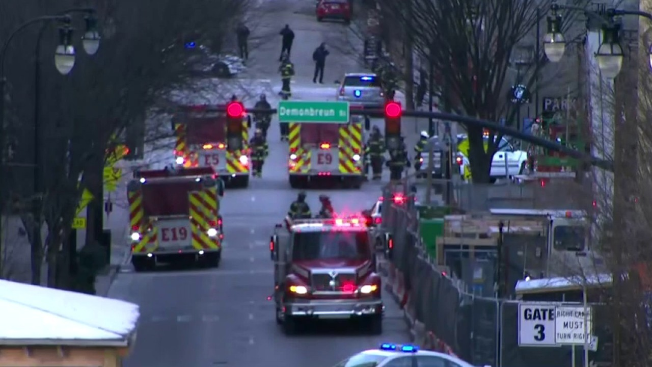 FBI taking lead in downtown Nashville explosion