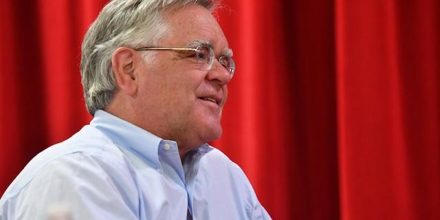 John Cooper has been Nashville's mayor since September 2019. (Nashville city website)
