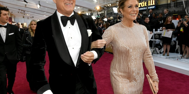 Tom Hanks and Rita Wilson were the first celebrity couple to announce they contracted the novel coronavirus in early March.