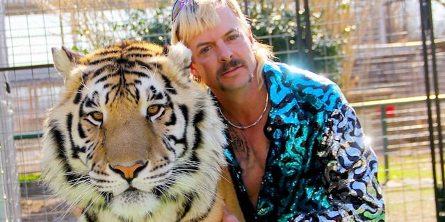 Joe Exotic quickly became one of the biggest Netflix stars of 2020 thanks to his quirky personality in the 'Tiger King' docuseries.