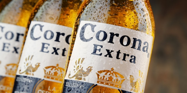 While the company acknowledged an unfortunate association between the beer and the pandemic, Constellation Brands, Inc., Corona beer sales for the year showed no negative impact from that connection.