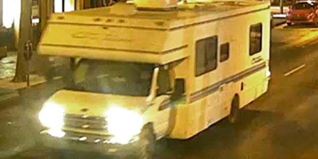 An RV played warning messages and music before it detonated around 6:30 a.m. Christmas Day in Nashville.