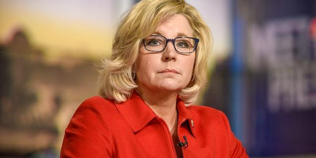 Rep. Liz Cheney, R-Wyo., is one of the many Republicans who on Monday voted against increasing stimulus checks from $600 to $2,000. (Photo by: William B. Plowman/NBC/NBC NewsWire via Getty Images)