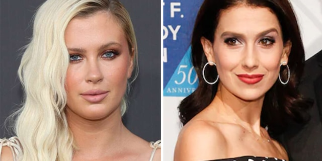 Ireland Baldwin has expressed gratitude after an Instagram follower clarified that her step-mother, Hilaria Baldwin, is not Latinx, as she does not come from Latin America.