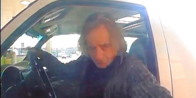 This undated image posted on social media by the FBI shows Anthony Quinn Warner, the man accused of exploding a bomb in Nashville, Tenn., on Christmas Day. (Courtesy of FBI via AP)
