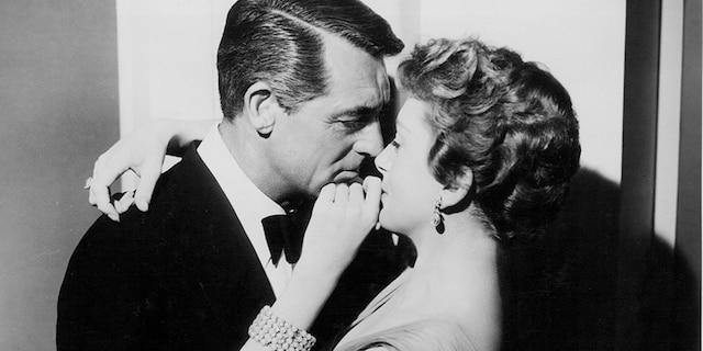"""An Affair to Remember"" (1957) stars Cary Grant And Deborah Kerr."