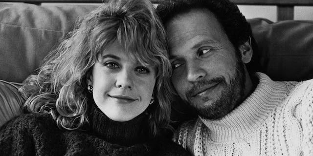 """When Harry Met Sally..."" (1989) stars Meg Ryan and Billy Crystal."