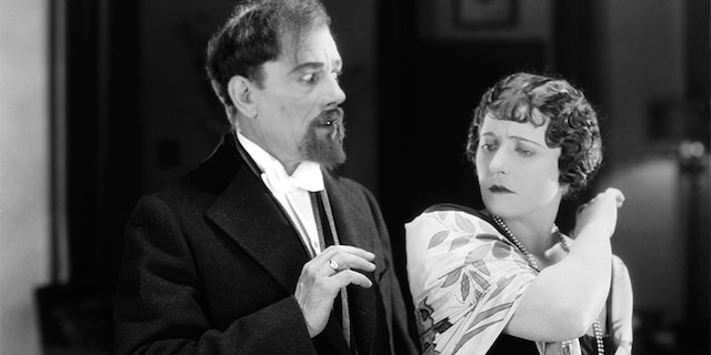 """Victor Sjöström (pictured here circa 1924) stars in 1921's """"The Phantom Carriage."""""""
