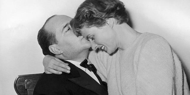 DirectorRoberto Rossellini and actress Ingrid Bergman were married from 1950 until 1957.