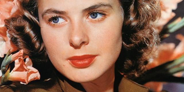 "Ingrid Bergman's first Hollywood film wasDavid O. Selznick's ""Intermezzo: A Love Story"" released in 1939."