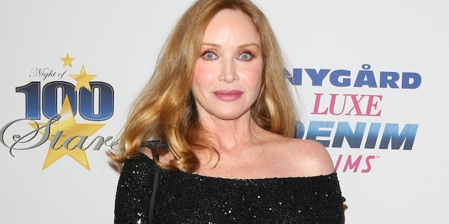 Actress Tanya Roberts is still alive despite reports that she'd died on Sunday. (Photo by Paul Archuleta/FilmMagic)