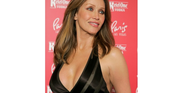 Tanya Roberts remains in 'very dire' condition in the hospital, her rep Mike Pingel told Fox News. (AP Photo/Jae C. Hong, File)