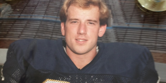 Rep. Pat Fallon, R-Texas, was a member of the 1988 national champion Notre Dame football team. (Photo courtesy of Pat Fallon campaign.)