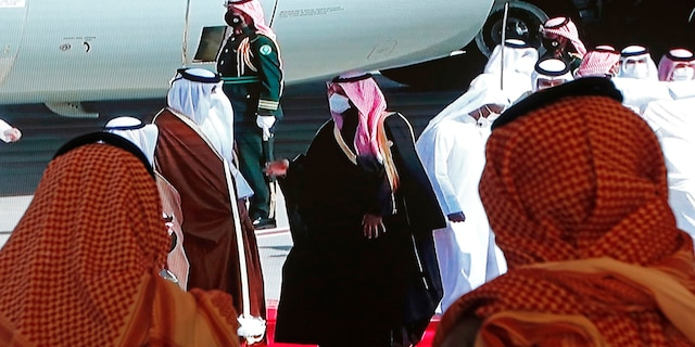 The diplomatic breakthrough comes after a final push by the outgoing Trump administration and fellow Gulf state Kuwait to mediate an end to the crisis. (AP Photo/Amr Nabil)