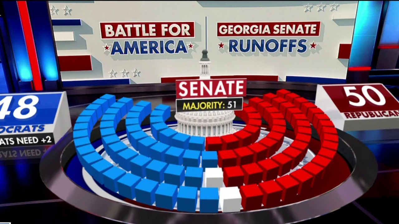 How will votes be counted, results reported in Georgia Senate runoffs?