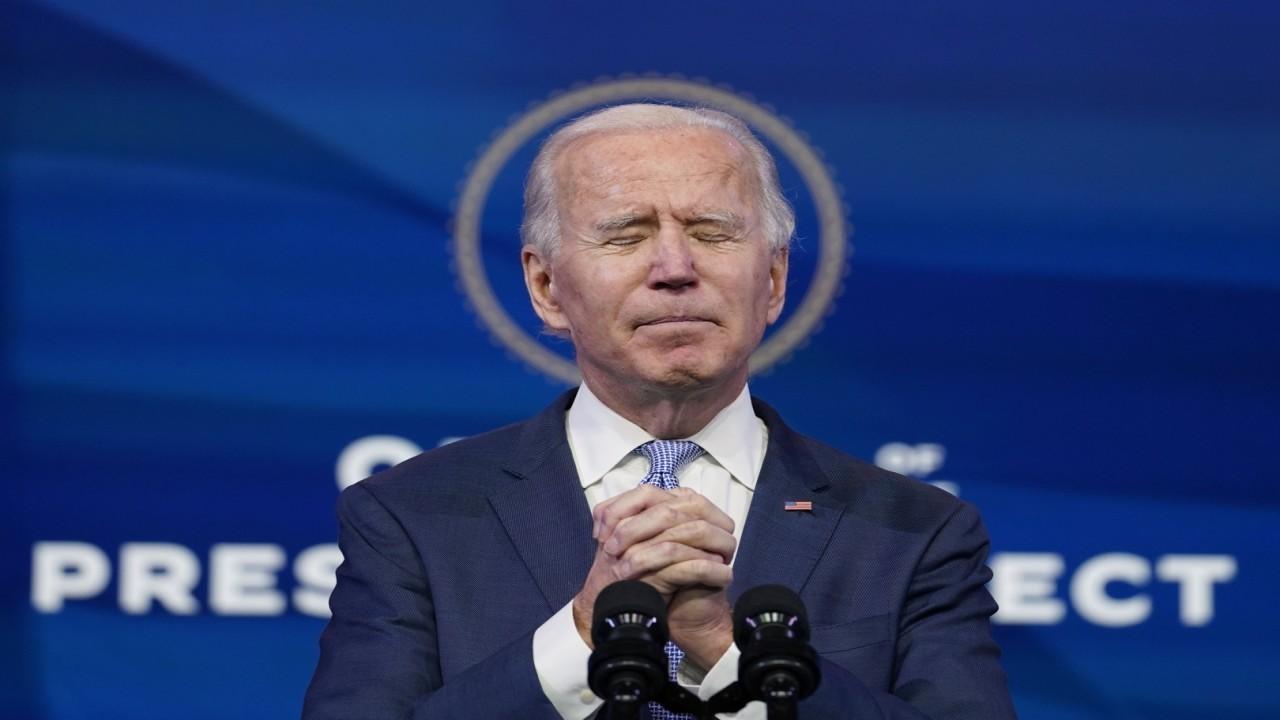 Biden on Capitol breach: Democracy under 'unprecedented assault'