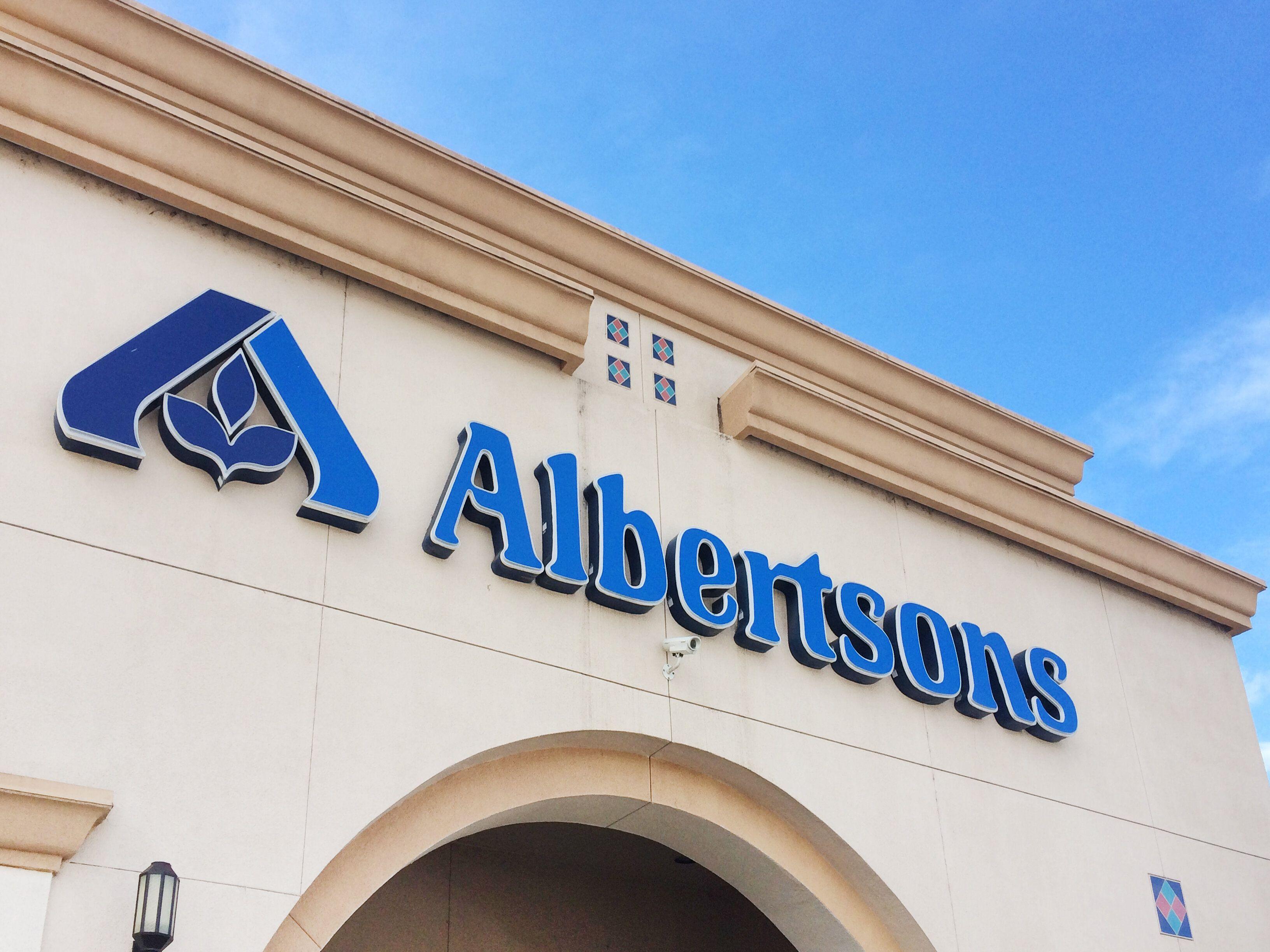An Albertsons store in Buellton, California.