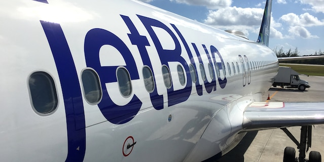 Fareportal, an online travel agency behind flight booking websites like CheapOair and OneTravel, filed a lawsuit against budget airline JetBlue this week. (iStock)