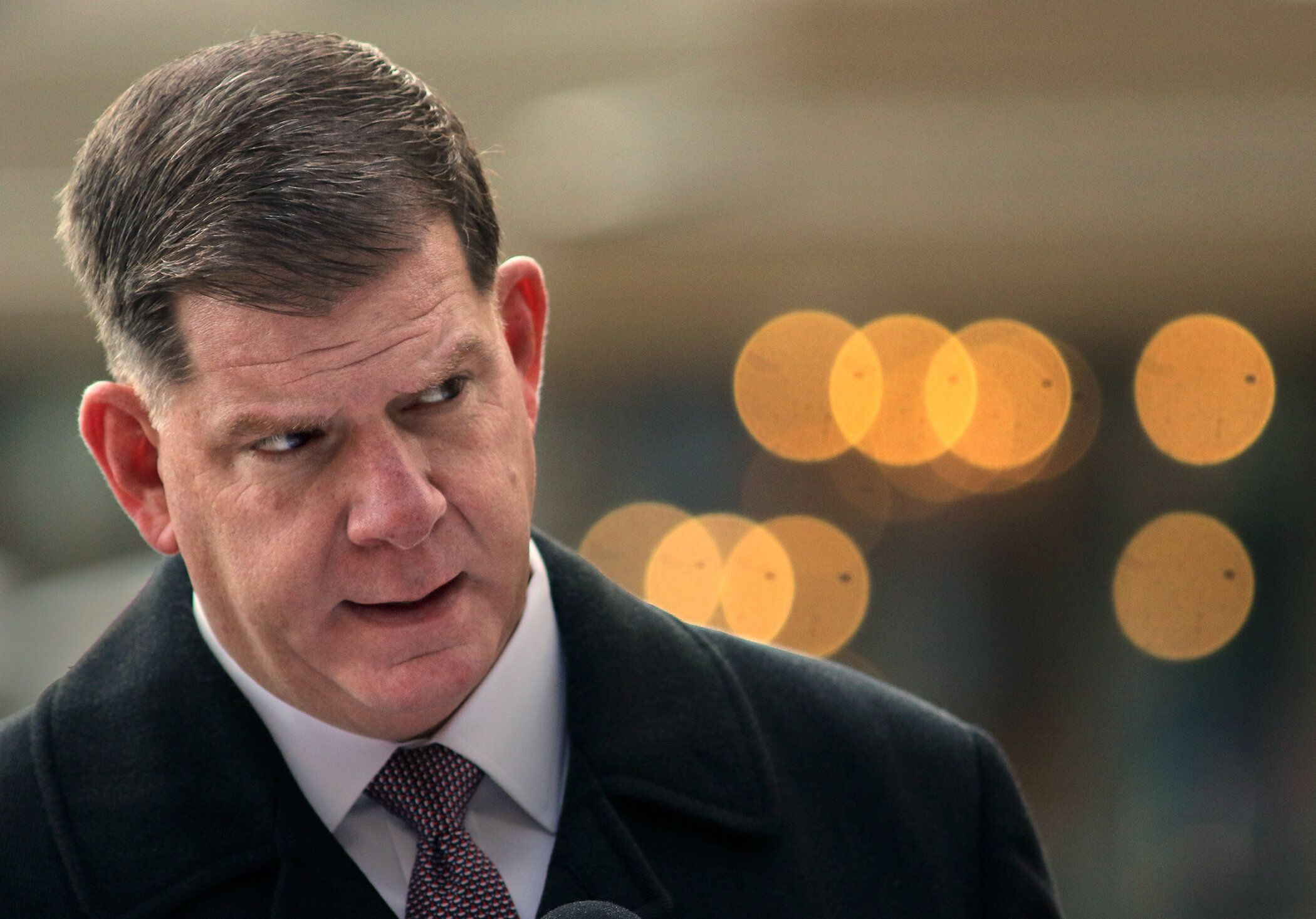 Marty Walsh has been Boston's mayor since 2013.