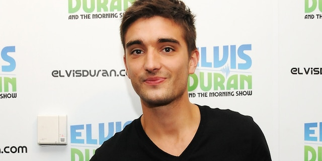 The Wanted's Tom Parker said that his brain tumor has seen 'significant reduction.' (Photo by Desiree Navarro/WireImage)