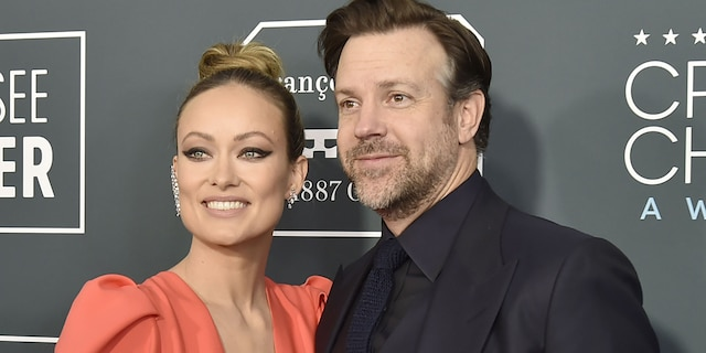 Jason Sudeikis is reportedly heartbroken over the end of his relationship with Olivia Wilde. (Getty Images)