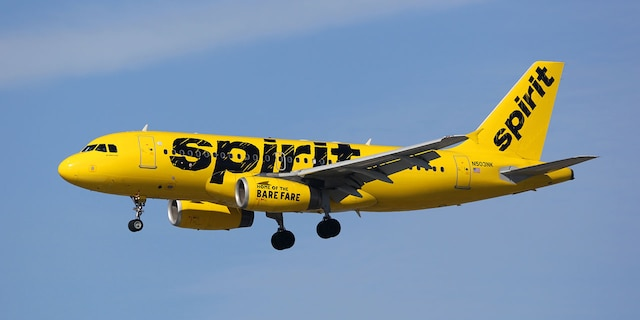 """A man from Texas has been sentenced to 30 months in prison for allegedly scheming to make fake employee identification badges in order to get free Spirit Airlines <a href=""""https://www.foxnews.com/category/travel"""" target=""""_blank"""">flights</a> for himself and others. (iStock)"""