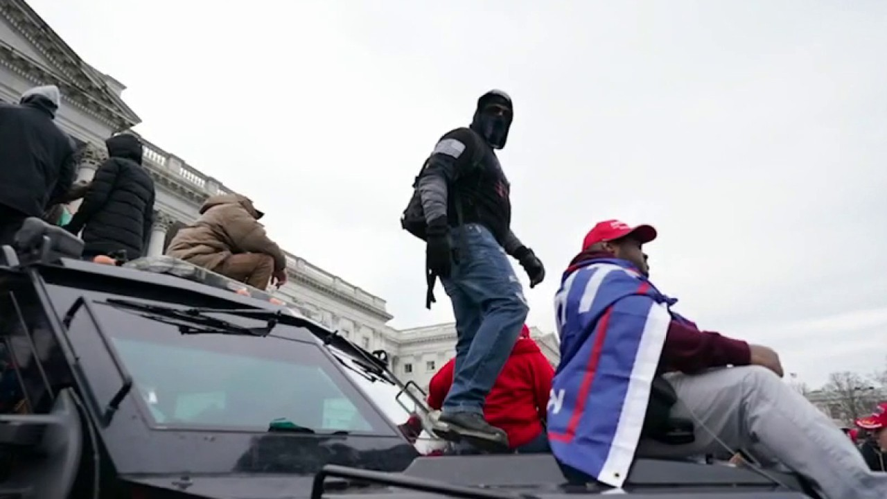 Feds identify and arrest more rioters from Capitol Hill insurrection