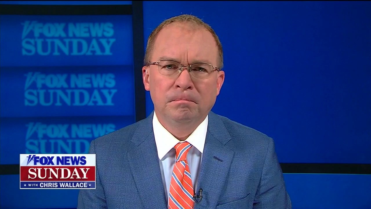 Mick Mulvaney on calls for Trump's impeachment: 'I would take it really, really seriously'