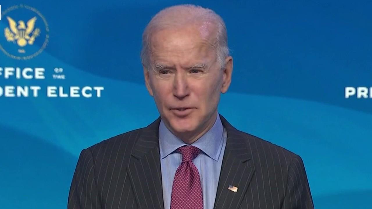 President-elect Biden promises immigration bill, pause on deportations