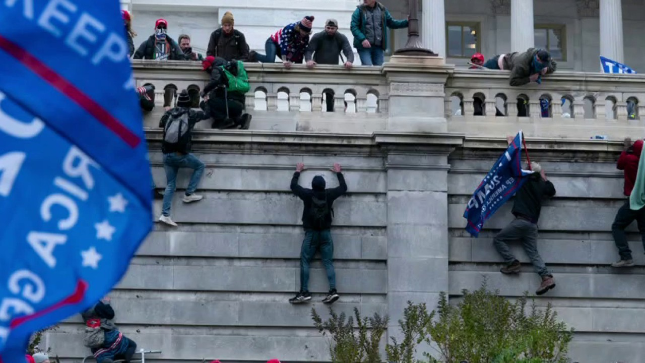 Facial recognition, GPS tracking used to ID Capitol riot suspects