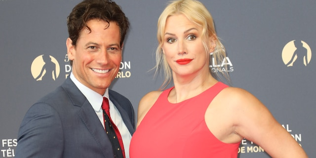 Ioan Gruffudd and Alice Evans are reportedly splitting after 13 years of marriage.