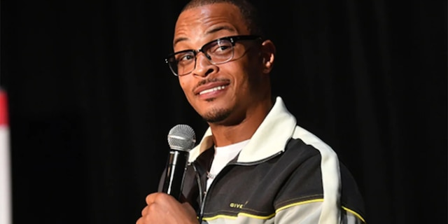 Rapper T.I. claims sexual misconduct allegations against him and his wife, Tameka 'Tiny' Harris, are false.