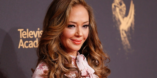 Actress Leah Remini explained that her 16-year-old daughter encourages her to champion social causes.