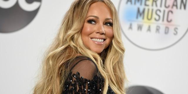 Mariah Carey showed off her impressive vocal range at Super Bowl XXXVI.