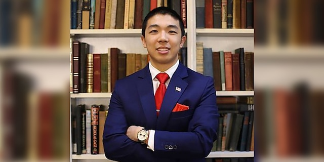 Kevin Jiang wasa graduate student at the Yale School of the Environment, as a member of the class of 2022