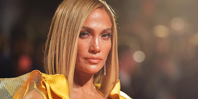Jennifer Lopez attends the 'Hustlers' premiere during the Toronto International Film Festival at Roy Thomson Hall on Sept. 07, 2019.
