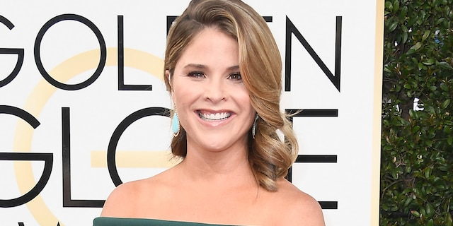 Jenna Bush Hager said that her first date with her now-husband 'involved the Secret Service.' (Photo by Frazer Harrison/Getty Images)