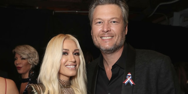 Gwen Stefani and Blake Shelton announced their engagement in October.