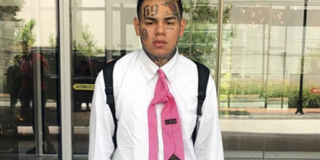 Tekashi 6ix9ine was able to serve the last four months of the prison sentence at home because of the pandemic.