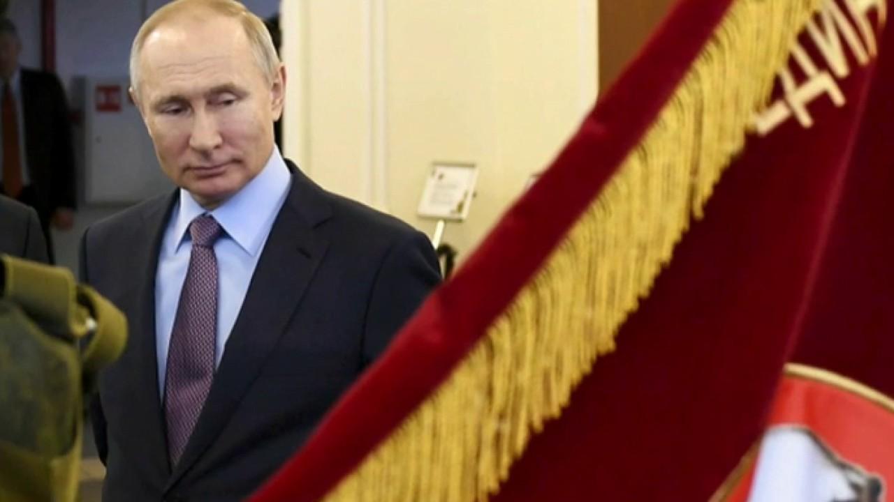 Biden voices concern over Navalny unrest to Putin
