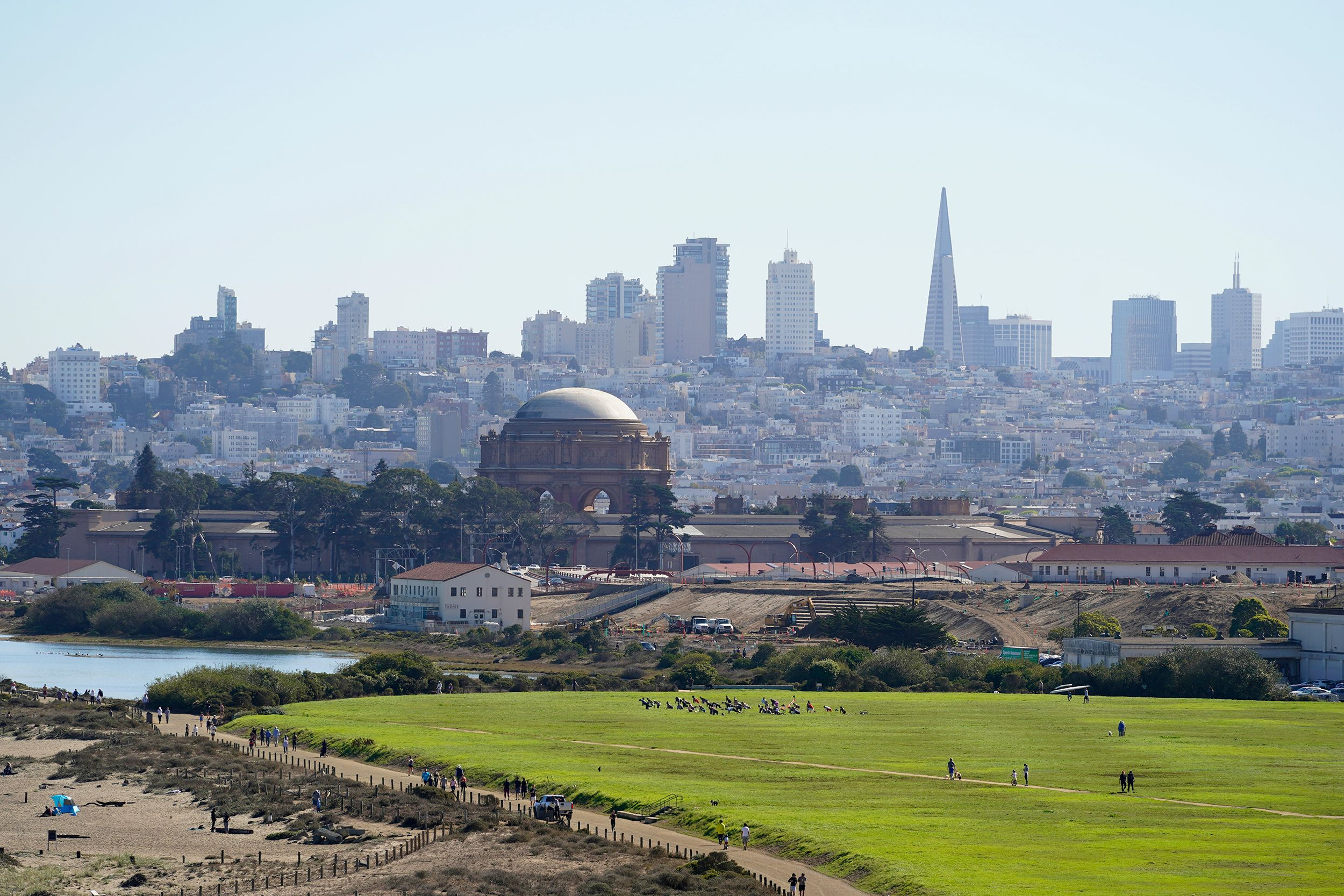 Cities like San Francisco are setting new energy codes like banning natural gas in new construction, but there has been backl
