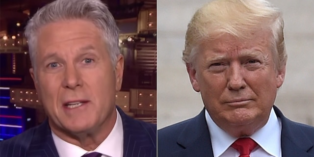 MSNBC contributor Donny Deutsch doesn't think former President Trump will be an option to represent the GOP in the 2024 because he'll be in jail.