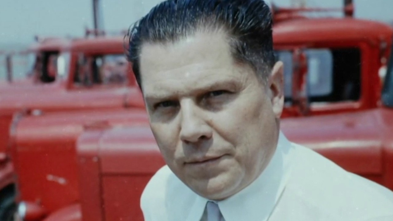 Eric Shawn: Jimmy Hoffa is buried in a metal drum we were told, here's what we found