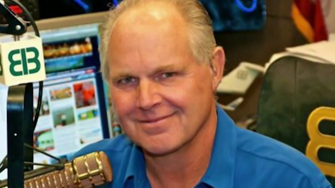 Mark Levin pays tribute to Rush Limbaugh