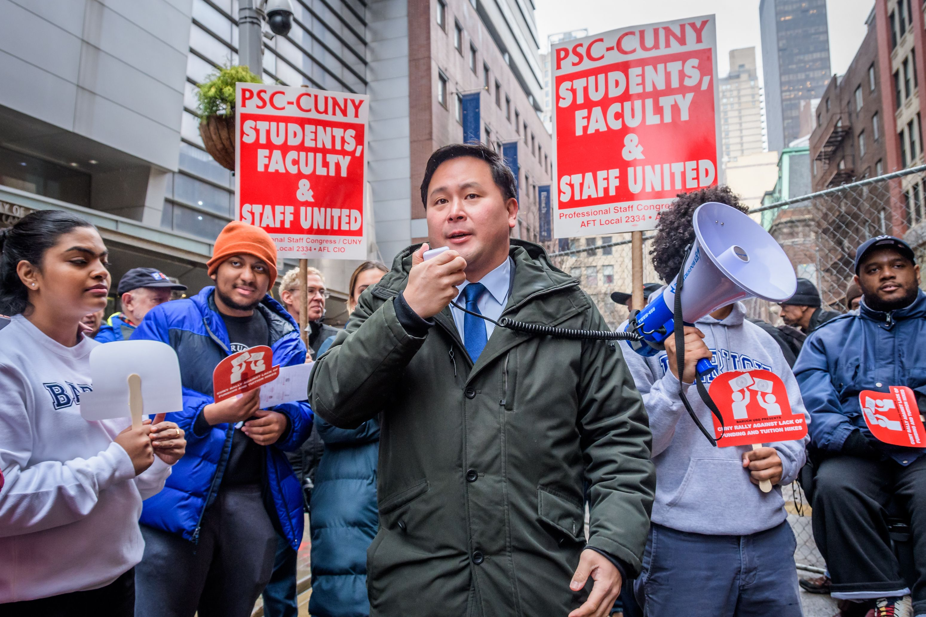New York state Assembly member Ron Kim, whose uncle is believed to have died of COVID-19 in a New York City nursing home, has
