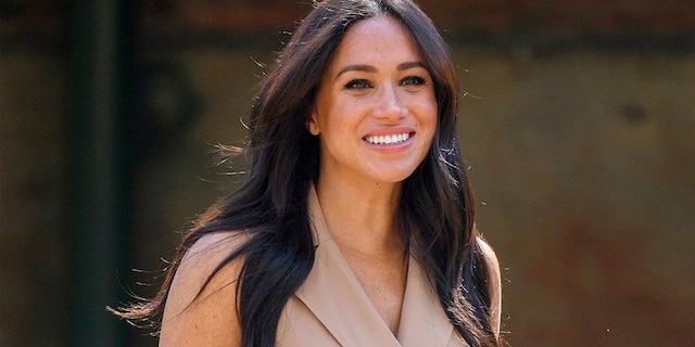 American actress Meghan Markle became the Duchess of Sussex when she married Britain's Prince Harry.
