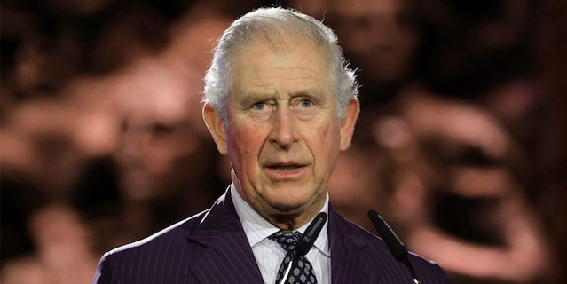 Prince Charles, Prince Harry's father who is first in line to the throne, remained silent when asked about the tell-all interview.